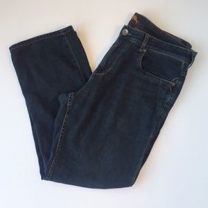 Tommy Bahama | Relaxed Fit Dark Denim Jeans